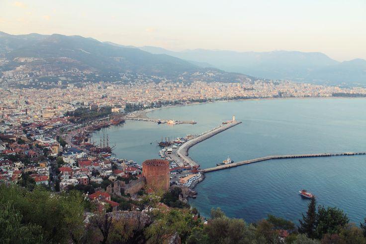 Alanya.  #Beautiful #Vacation