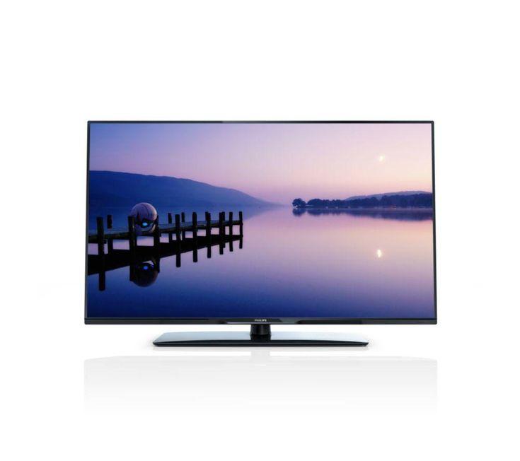 Tv led pas cher carrefour promo tv led achat philips t l viseur led 47pfl319 - Television prix discount ...
