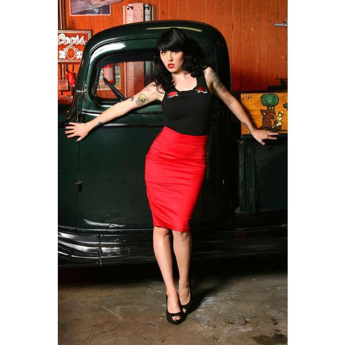 64 best rockabilly images on pinterest rockabilly clothing rockabilly style and retro fashion. Black Bedroom Furniture Sets. Home Design Ideas