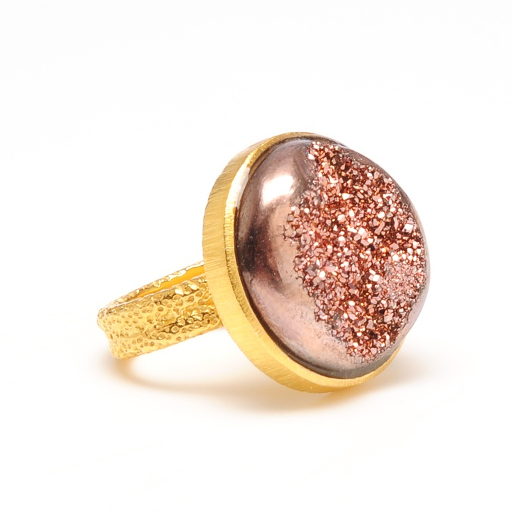 Pink Druzy RingFashion, Dust Rings, Pink Sparkle, Mink Pink, Jewelry, Jewels, Druzy Rings Thy, Pink Druzy, Accessorizing