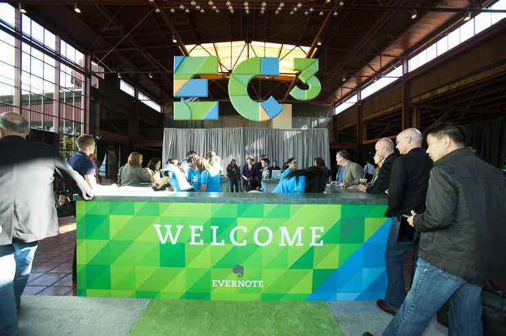 EC3 - #EC2013: Welcome to Evernote Conference!