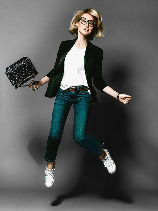 Как собрать базовый гардероб: 7 правил от Эвелины Хромченко | Glamour.ru