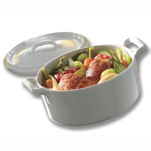 Revol Belle Cuisine BC01180-1 1.9 Quart Cocotte With Lid by Revol. $109.95. Nonporous and resistant to chipping. Durable and decorative oven to tableware, designed for chefs. Contains neither cadmium nor lead. Safe from freezer to oven, microwave to dishwasher. Smooth enamel finish is easy to clean. Amazon.com                Simple, inviting design and superior craftsmanship backed by centuries of experience distinguish Revol's Belle Cuisine cookware for discernin...