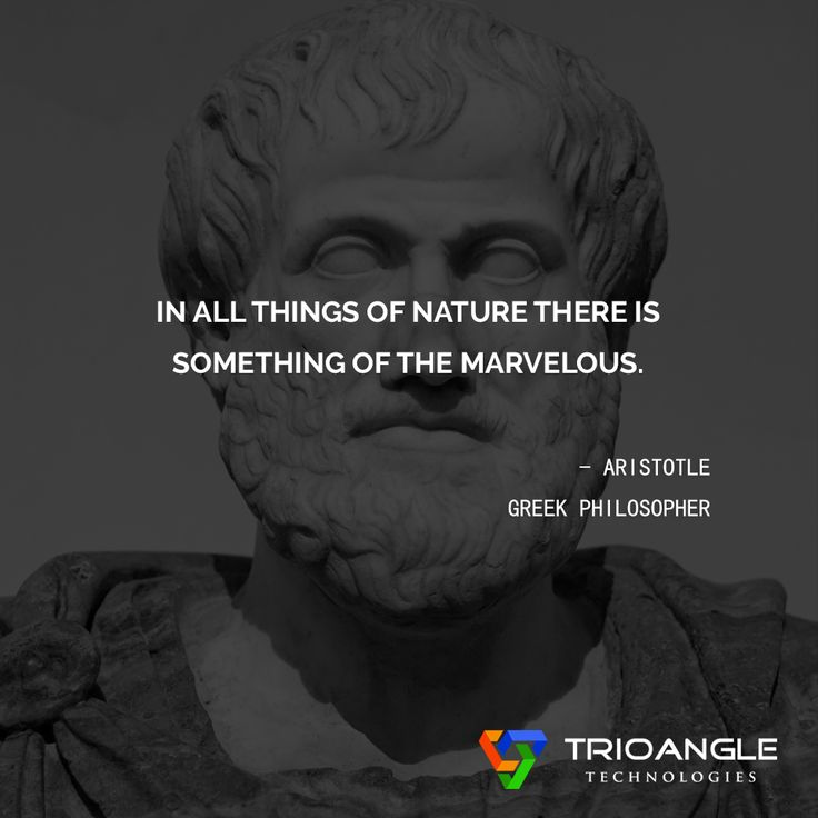 """In all things of nature there is something of the marvelous."" #Aristotle #Philosopher #trioangle #quotesoftheday #quotes #nature #marvelous #something #inspirationalquotes #life #lifequotes #quotestoliveby #motivation #morningquotes https://www.trioangle.com/airbnb-clone/ https://www.trioangle.com/fancy-clone/ https://www.trioangle.com/seo-services-us/"