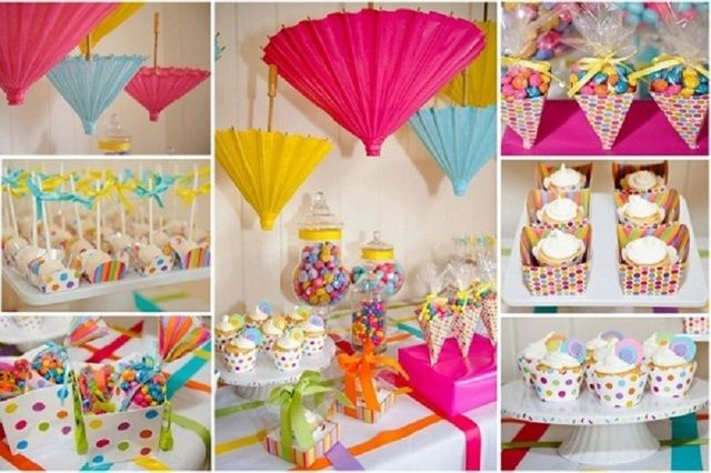 Photo 1 of 10: Bright Polka Dots / Easter Dotilicious Party! | Catch My Party