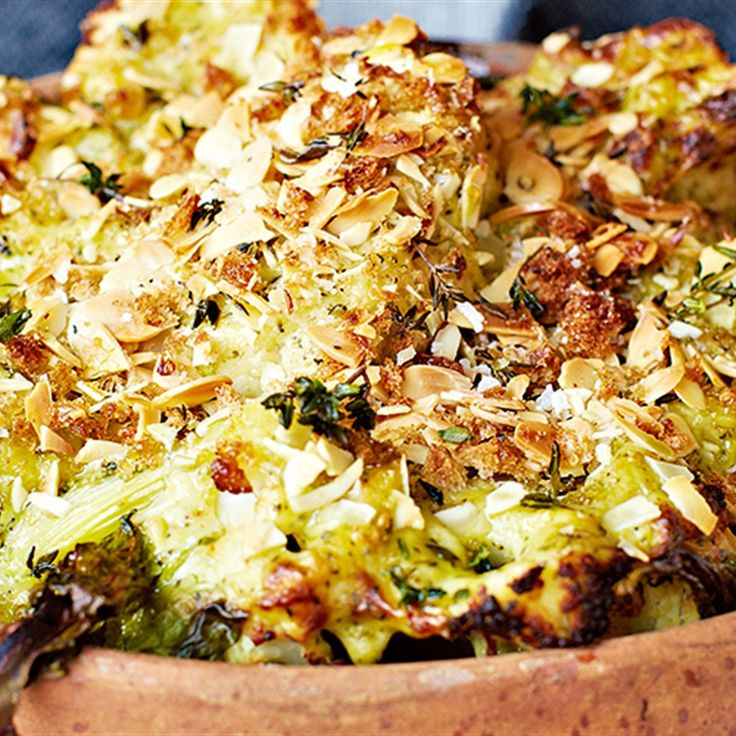 Try this The Best Cauliflower