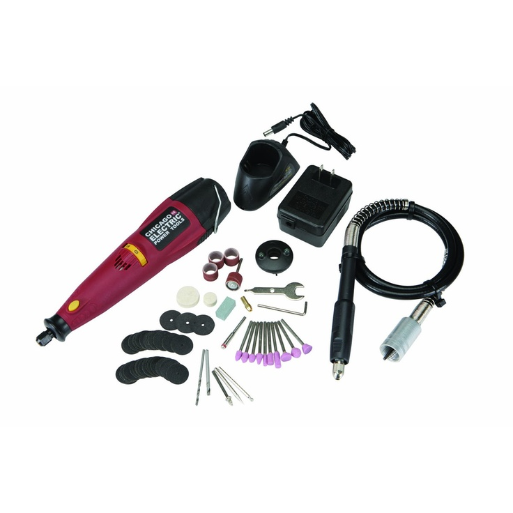 32 best harbor freight images on pinterest harbor freight 96 volt cordless variable speed rotary tool kit at harbor freight 2499 greentooth Images