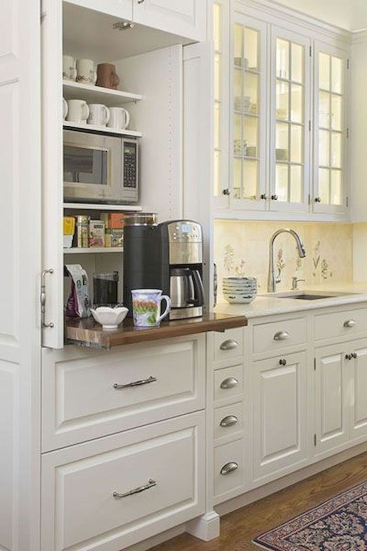 36 inexpensive kitchen storage ideas for a tidy kitchen and cleaner rh pinterest com