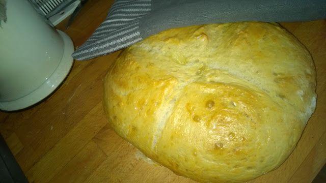 Tupun tupa: Italialainen vaalea leipä