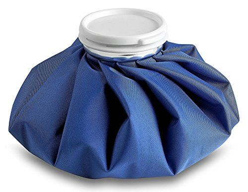 MEDca Reusable Ice Pack  Ice Bag for Injuries First Aid Pain Relief  Therapy  Hot Cold Reusable Packs 9 inch  Blue Color *** Check out the image by visiting the link.