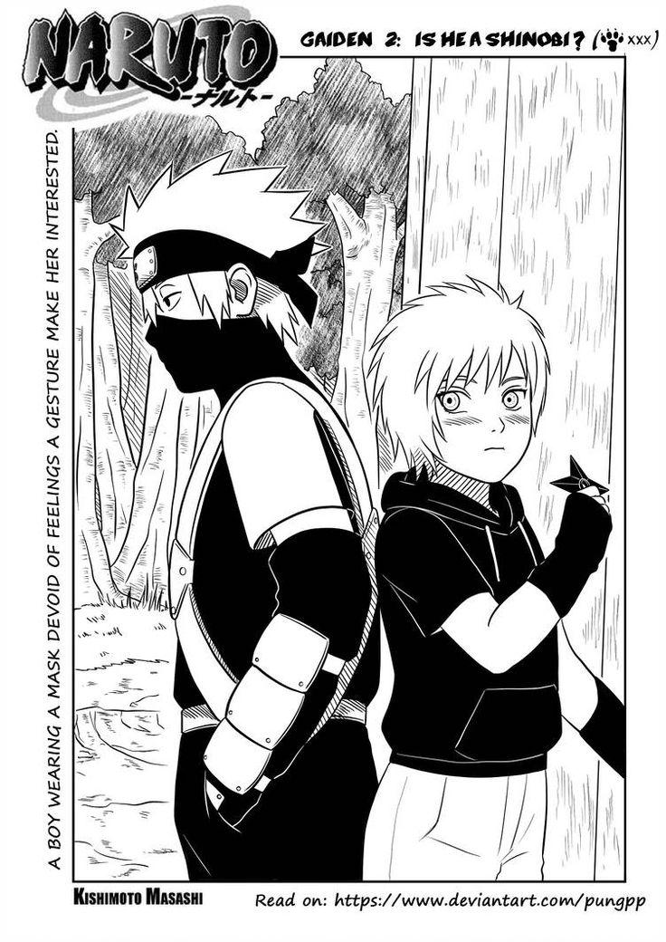 Kakashi Gaiden Kakashi, Anime, Naruto