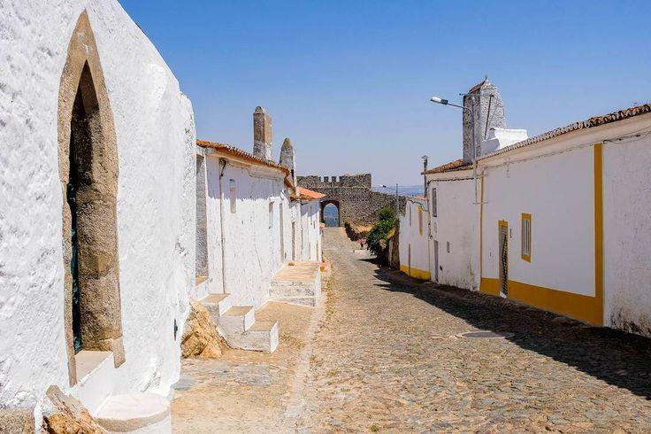 Castelo de Evoramonte / Evoramonte Castle  #Portugal #Alentejo