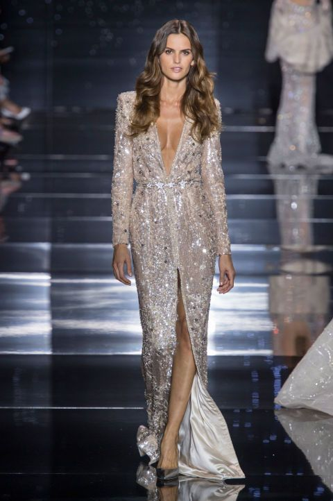 Zuhair Murad Haute Couture Fall 2015/2016. See all the best looks from Paris.