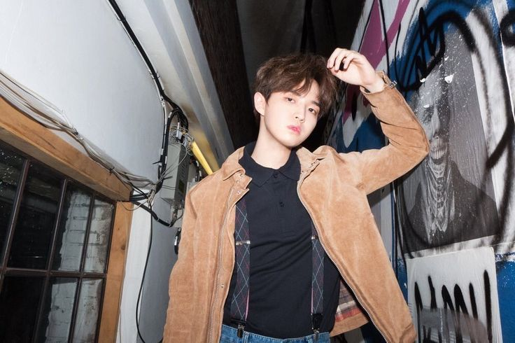 Wanna One Naver Profile Photo | Jaehwan
