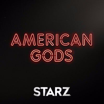 We finally have a premier date for the new Starz show American Gods: Sunday April 30th at 9pm. American Gods is based on of the book by Neil Gaiman and follows the