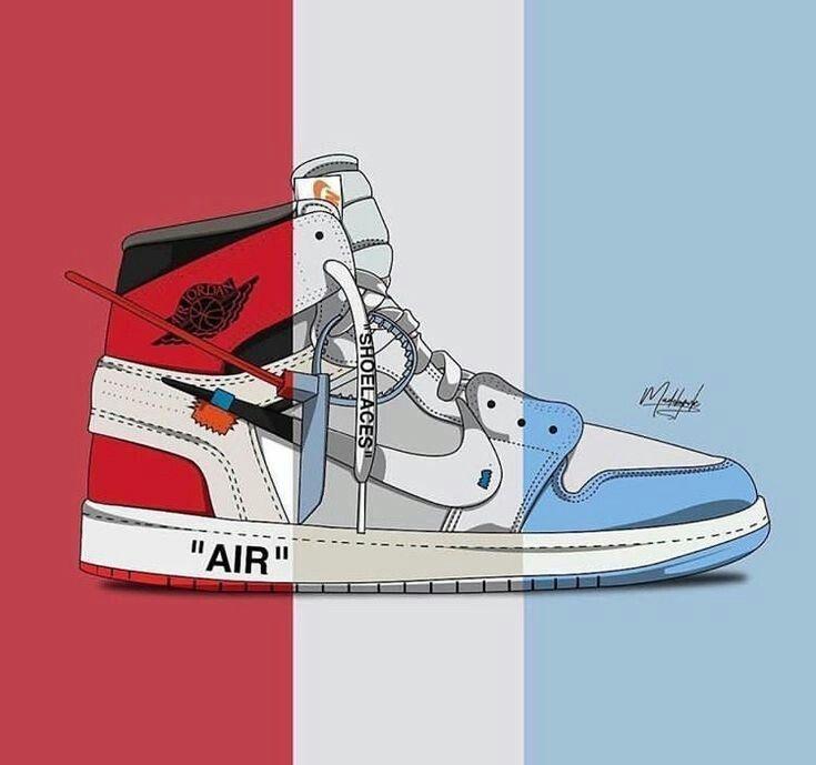 novísimo selección mejor descuento de venta caliente NICE SKETCH image by weisnail wei | Sneakers wallpaper, Nike ...