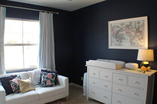Paint Behr 39 Midnight Dream 39 The Interior Designer