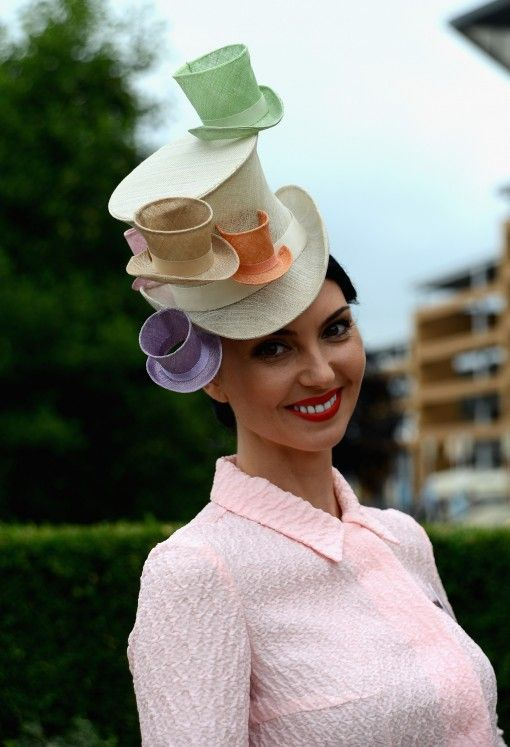 Royal Ascot Ladies' Day 2014