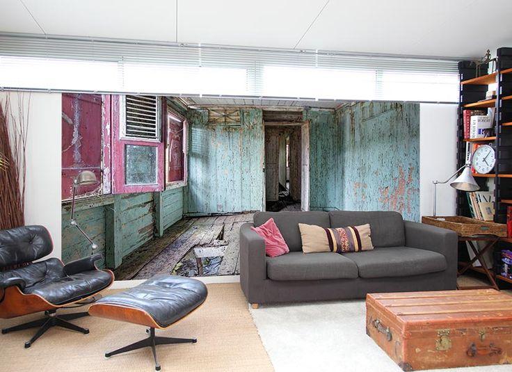 Papier peint original d coration murale en dition for Decor mural xxl 4 murs