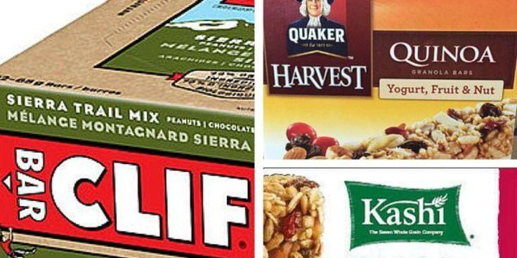#Contamination par la bactérie Listeria : les barres Clif, Quaker Harvest, Atkins et Kashis sont affectées - Le Huffington Post Quebec: Le…