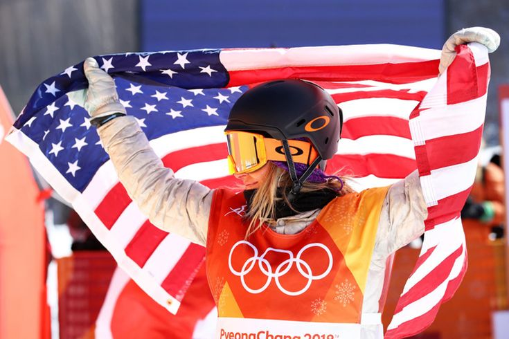 Jamie Anderson, America's Olympic Hippie, Won Snowboarding Gold