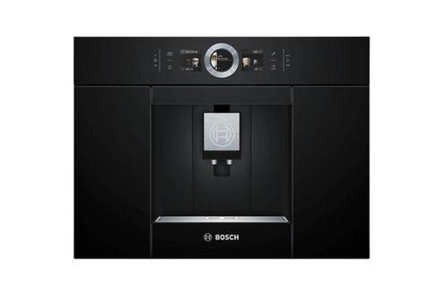 Machine à café encastrable Bosch BOSCH CTL636EB1 Machine à café encastrable 1100 W - 2 Nbre de tasse max. - Noir - Arrêt automatique