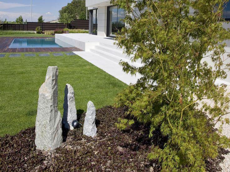 El estilo de la vivienda condiciona el dise o paisaj stico del jard n - Programa diseno de jardines ...