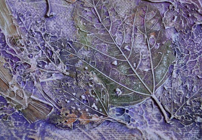 Красивые объемные панно в технике «терра», МК — Рукоделие