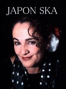 """Catalina Higuera en el monolog de comedias Escenaviva, """"Japon Ska""""."""