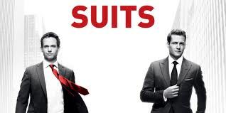 Suits - Tv show - once they reel you in there is no going back