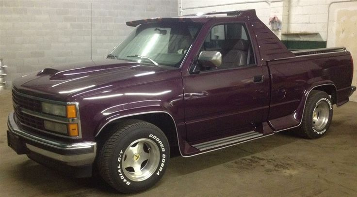"www.m37auction.com: 1993 Chevy Silverado ""Tierra Package"""