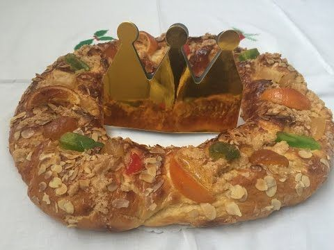 Roscon con masa madre Monsieur Cuisine Plus - YouTube