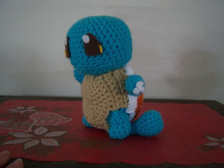 If you are looking for Pokemon crochet patterns, check out this collection.