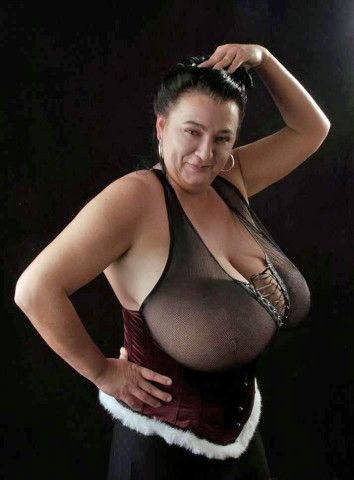 Monster real tits