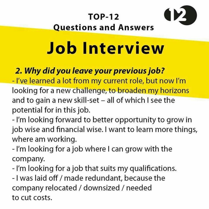 job interview questions part 2 - Answering Job Interview Questions Part 2