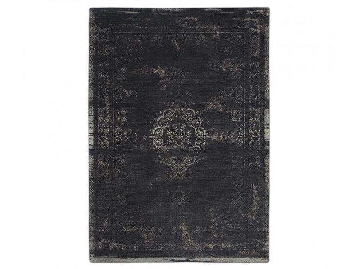 Dywan Mineral Black 60x90cm — Dywany Louis De Poortere — sfmeble.pl #dywany #carpet #LouisDePoortere #modern #homedecor #sfmeble