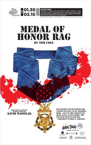 ❝Medal of Honor Rag❞  April 5, 2012   http://bit.ly/GKqmcz