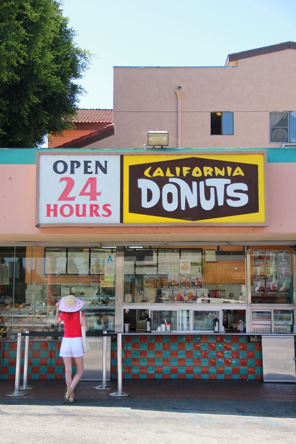 California Donuts #LAliving