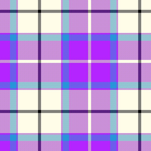 "New & exclusive Bonnie Violet Tartan vibrant & bright, selected especially for the Champion Highland Dancer. The main checks are enhanced by our choice of lively accent colours, rather than the usual black. Our tartan design sett's just 5 5/8"" making it ideal for our youthful Dancers. Perfectly selected matching velvets available."