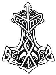 Billedresultat for viking symbol of invincibility
