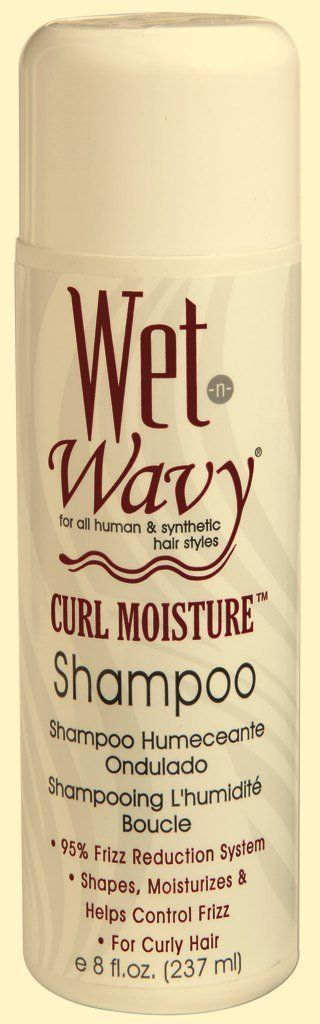 Wet-N-Wavy Curl Moisture Shampoo 10 oz >>> To view further for this item, visit the image link.