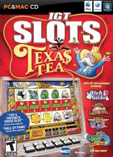 Igt Slots: Texas Tea - Pc/Mac, 2015 Amazon Top Rated Games #VideoGames