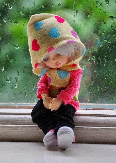 Top 40 Cute Dolls Facebook Profile Pictures For Girls [2014