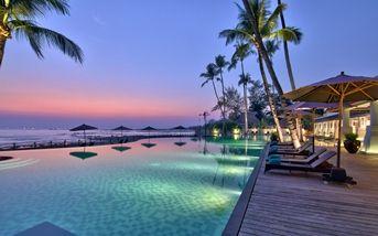 Hilton Hotel - Myanmar Ngapali beach