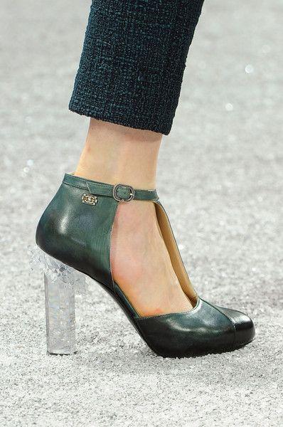 Chanel Paris Fashion Week Fall 2012 _