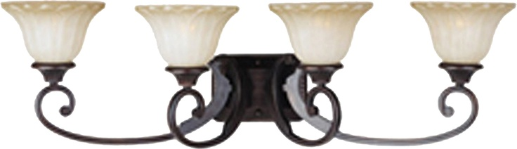 Maxim 13514WSOI - Allentown 4-Light Bath Vanity