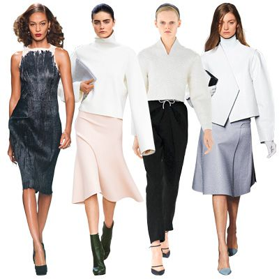 REASONS TO LOVE IT - Simply Elegant - Fall Fashion Trends 2013 - Fashion - InStyle