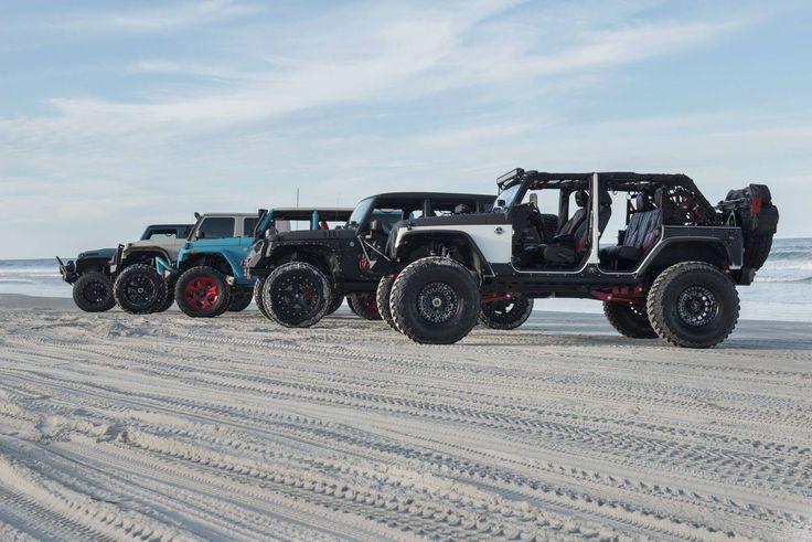 Squad Goals!  #starwoodmotors #starwoodcustoms #Jeep #JeepWrangler #CustomJeep #JeepMods #JeepLife
