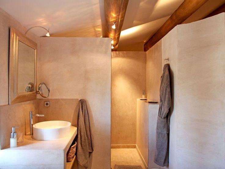 Les 347 meilleures images propos de deco salle de bains for Deco douche a l italienne