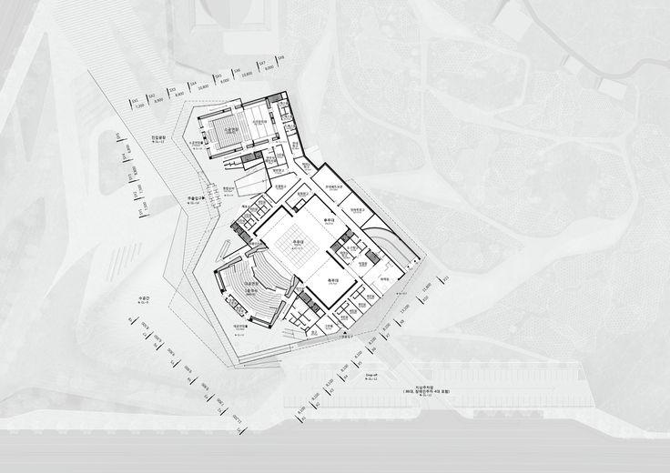 designcamp moonpark dmp vence concurso para projetar o Asan Cultural Arts Center,Cortesia de designcamp moonpark dmp